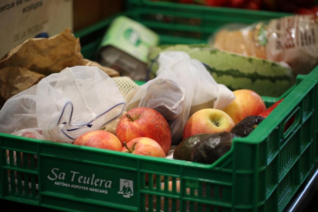 Santa Catalina Markt Sa Taulera