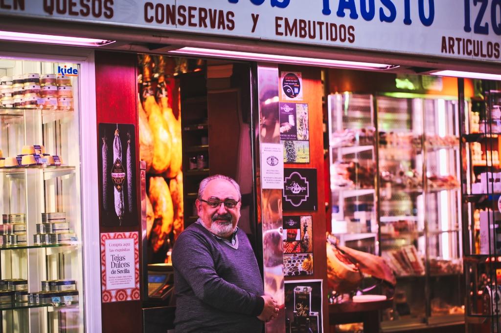Santa Catalina Schinken Shop