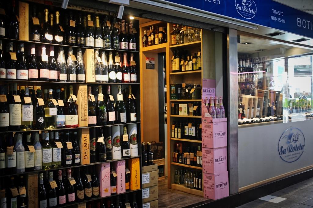 Santa Catalina Wein