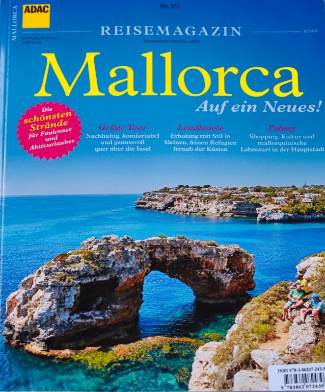 ADAC Reisemagazin Mallorca 2019