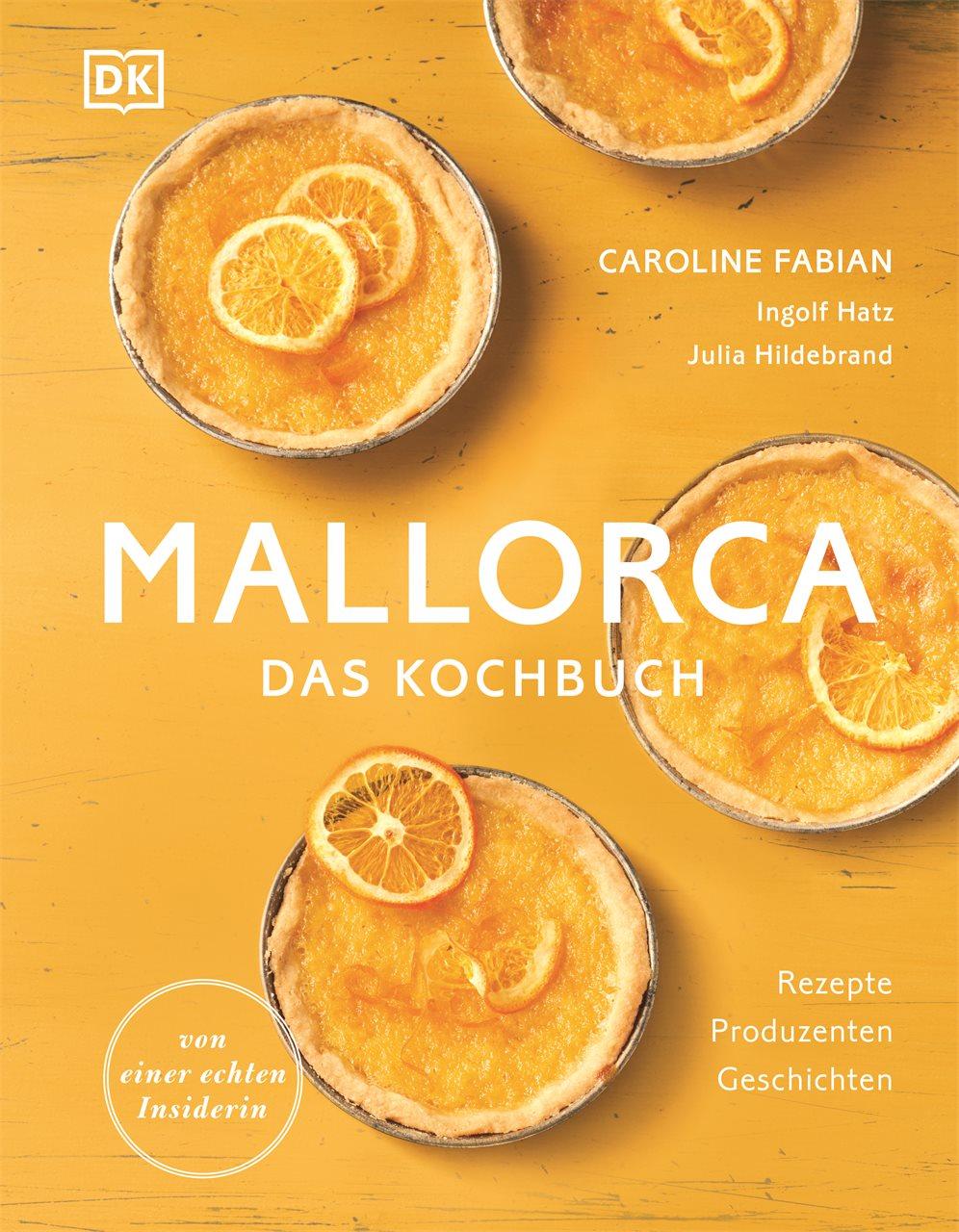 DK Mallorca das Kochbuch Caroline Fabian