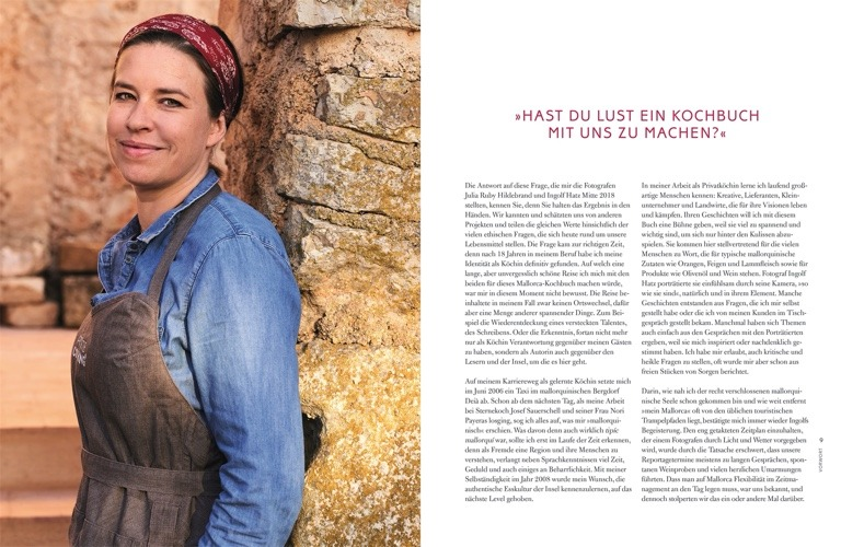 Mallorca Das Kochbuch Caaroline Fabian
