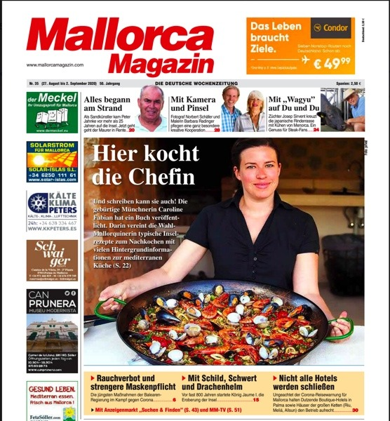 Mallorca Das Kochbuch - Mallorca Magazin