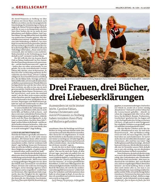 Mallorca Das Kochbuch - Mallorca Zeitung