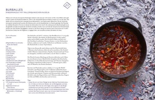Mallorca Das Kochbuch Burballes